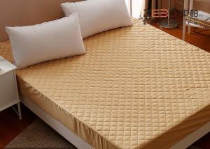 China prenda impermeable del protector del colchón de la reina 180GSM para el hotel/casero gigantes on sale