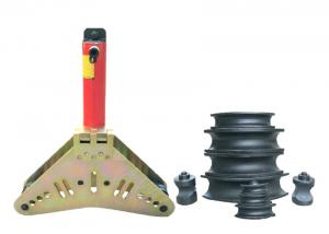 China Light Weight Pipe / Busbar Bending Cutting Punching Machine Busbar Bending Machines on sale