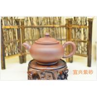 Purple Clay Yixing Zisha Teapot Home Use Eco - Friendly For Black Tea