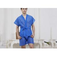 China Disposable Healthy Shorts Men Boxer , Disposable Non Woven Pants For SPA on sale