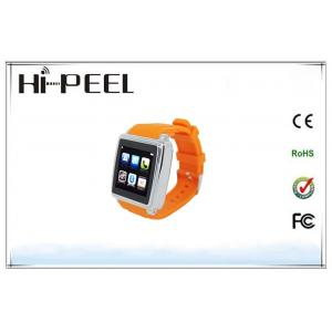 China 1.54 Inch Screen Quad Band Watch Phone Anti-lost Bluetooth Dialer on sale