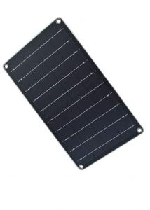 China 10W 12V Solar Panel Trickle Charger Foldable Solar Panel  For  Car Boat Motorcycle on sale