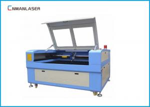 China Acrylic Plastic Letters CO2 Laser Cutting Machine With 80w Tube CW-5000 Water Chiller on sale