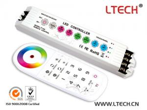 China color touch 15A rgb controller on sale