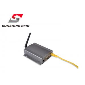 China Long Range UHF RFID Reader WiFi , RFID Active Reader For Parking System on sale
