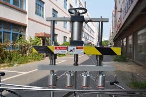 China Full Automatic Air Leak Testing Machine PET PP PVC Barrel Vacuum Leak Test on sale