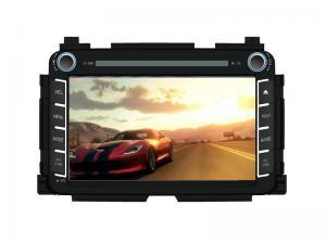 China Android 4.4 2din honda navigation system car dvd player for vezel / hrv on sale