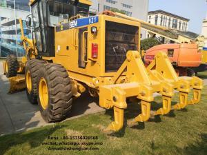 China 210 HP SEM 921 Used Motor Graders Diesel Power Source 15930 KG Weight on sale