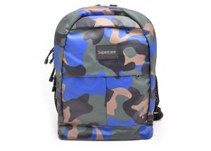China TPU Coating Fabric Custom Made Backpacks With Multiple Pockets To Store Essentials on sale
