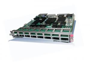 China Catalyst 6500 Cisco Network Switch 16 port 10 Gigabit Ethernet With DFC3CXL WS-X6716-10G-3CXL= on sale