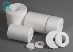 China 100% Polyester Stencil Paper Roll , Stencil Clean Roll With High Flexibility on sale