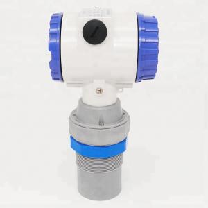 China Water ultrasonic level meter for tank with low price on sale