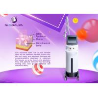 China Professional CO2 Fractional Laser Machine For Stretch Marks Removal , CE Approved on sale
