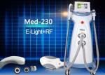 E - Light + RF SHR Hair Removal Machine With EMC / LVD Approved