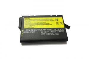 China 10.8V 7800mAh PAC Battery DR202 For Medical Computer , Laptop Replacement Battery on sale