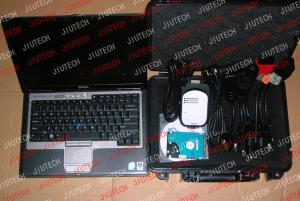 China Super Volvo Vcads 9998555 with Dell D630 With PTT Software for Volvo truck excavator penta on sale