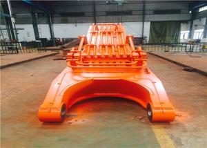 China High Reach Excavator Boom And Arm , EX1100 Hitachi Excavator Spare Parts on sale