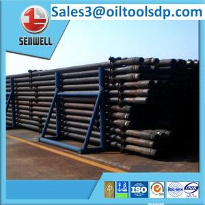 """China API standard S135 5"""" OD drill pipe with NC50 connection & internal plastic coating TK34 on sale"""