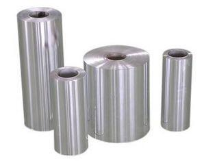 China Finstock Thickness 0.08-0.2mm 8011-H26 Aluminum Bare foil applied for refrigrrator on sale