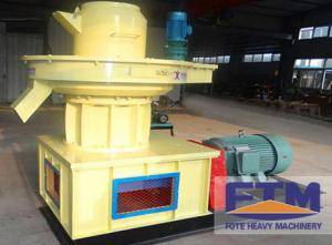 China Complete Ring Die Pellet Machine For Wood on sale