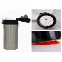 Sports Pocket - Sized Mens Travel Coffee Mugs Vacuum Insulated For Keeping Hot / Cold
