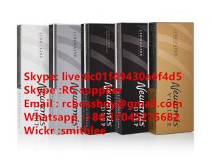 China Neuramis 1ml Hyaluronic Danae Dermalax Filler For Cosmetic Acid Neuramis on sale