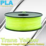 Filamento 1,75/3,0 milímetros de la impresora del filamento 3d del PLA del PLA 3d de filamento de la impresión