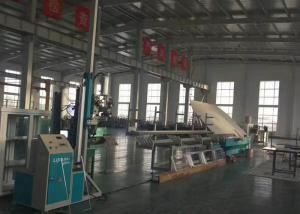 China Aluminum Spacer Bending Machine , Profession Insulating Glass Production Line on sale
