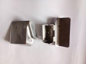 China Durable Custom Laser Cut Parts With Stainless Steel Bending Cutting And Stamping on sale