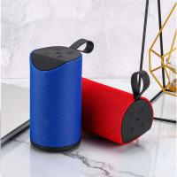 China IP×4 Waterproof Wireless Bluetooth Outdoor Speaker ABS Shell Long Life Span on sale