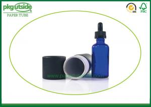 China Custom Paper Cosmetic Packaging , Essential Oil Bottle Paperboard Containers For Cosmetics on sale