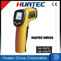 China Wavelength 8μm -14μm 550℃ Non Contact Laser Infrared Thermometer Handheld HIR 550 on sale
