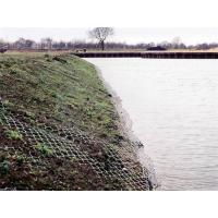 China Terramesh Gabion Wall Baskets For Erosion Control / Plant Establishment on sale