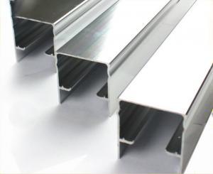 China A máquina de polonês de alumínio do perfil, brilhando estrangula o sistema de alumínio do perfil do diodo emissor de luz on sale