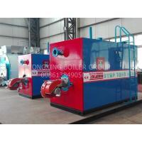 Safe Natural Gas Hot Water Boiler  Vacuum Diesel Fired Hot Water Boiler For Building Heating