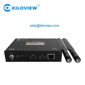 China live broadcast HDMI video encoder RTSP RTMP onvif streaming media solution NDI technology on sale