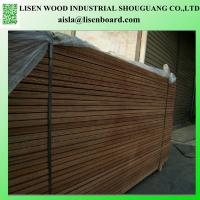 China IICL 28mm Shipping Container Plywood / Keruing Container FloorBoard / Container Flooring Plywood on sale