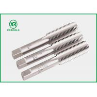Alloy Steel Metric Fine Thread Taps For Blind Holes GCR15 Material M3 - M50 Size