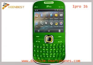 China Low Cost Mobile IPRO i6 dual sim phone on sale