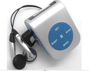 China digital multi-function FM radio step counter pedometer on sale
