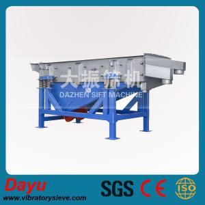 China Stucco vibrating sieve vbirating separator vibrating shaker vibrating sifter on sale