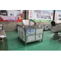 SUS304 Automatic Food Processing Machines French Fries Electric Donut Fryer 380V