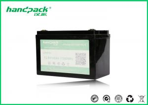 China 12.8V 100Ah LiFePO4 Battery For Solar Storage on sale