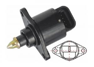 China Idle Air Control Valve IACV / Speed Motor FIAT STANDARD VW FORD SEAT MARELLL 9944470 9949159 A95273 B01/01 B08/01 on sale