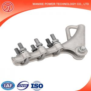 China NLL-3 bolted type tension clamps strain clamp dead end clamps on sale