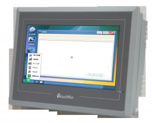 Touch Screen Integrated Hmi Plc With Siemens Logo And Frequency