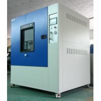 China Large Lab Testing Equipment IPX3 / IPX4 Waterproof Swinging Rain Test Box on sale
