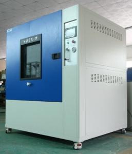 Quality Large Lab Testing Equipment IPX3 / IPX4 Waterproof Swinging Rain Test Box for sale
