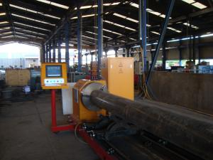 China 5 aixs Plamsa Pipe profile Cutting Machine on sale