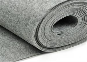 China Polyester Base Cloth Recycled Felt Fabric Backing Needle Punched on sale